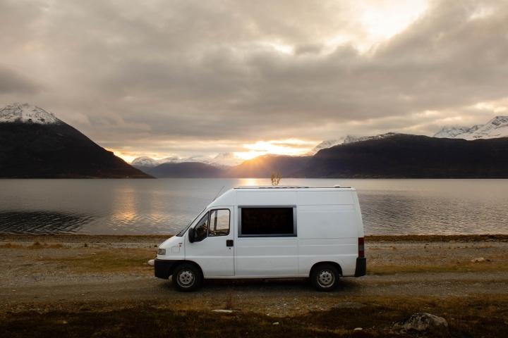 Roadtrip Lappiin ja Norjaan lokakuussa: Haavetodeksi