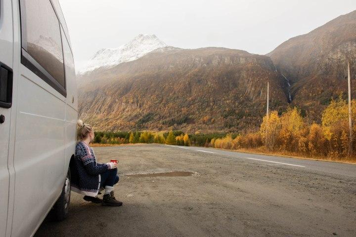 Roadtrip Lappiin ja Norjaan lokakuussa: Kilpisjärveltä NorjanLyngeniin