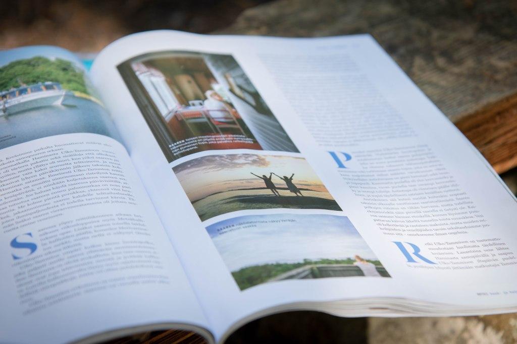 Retki-lehdessä ottamiani valokuvia Itäisen Suomenlahden kansallispuistosta.